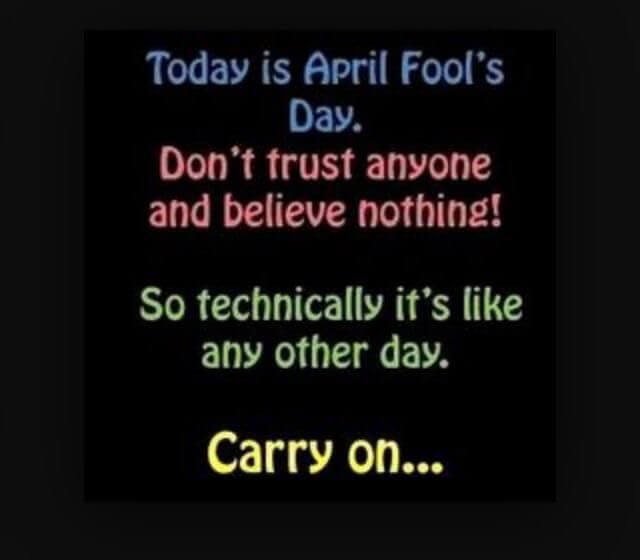 Best April Fools Pranks Quotes SMS Images Canada US (4)