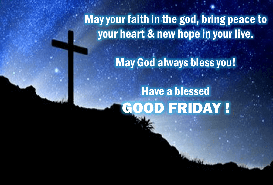 Good Friday 2018 Messages Sayings Prayers US UK Canada (1)