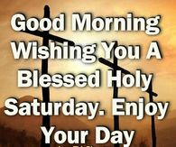 Holy Saturday 2018 Quotes Messages Images (4)