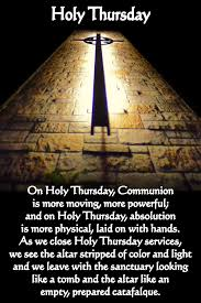 Holy Thursday Quotes SMS Wishes Images Sayings (2)