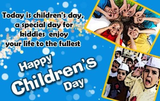 Children's Day Slogans Children's Day Sayings (1)