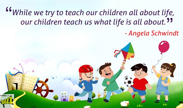 Children's Day Slogans Children's Day Sayings (2)