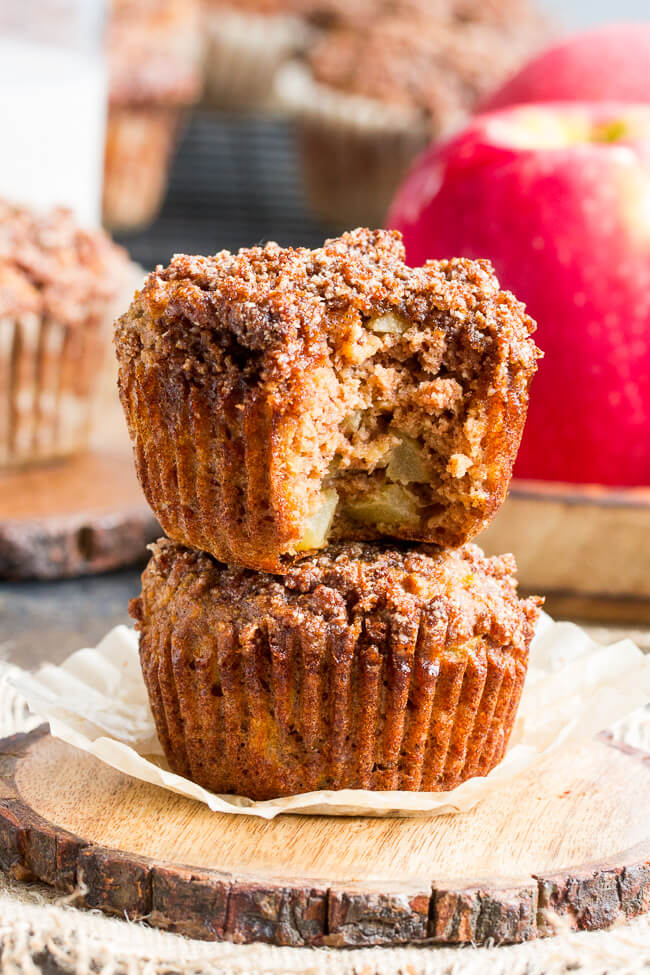 Cinco De Mayo Food Coffee Cake Crumble Muffins Recipe (5)