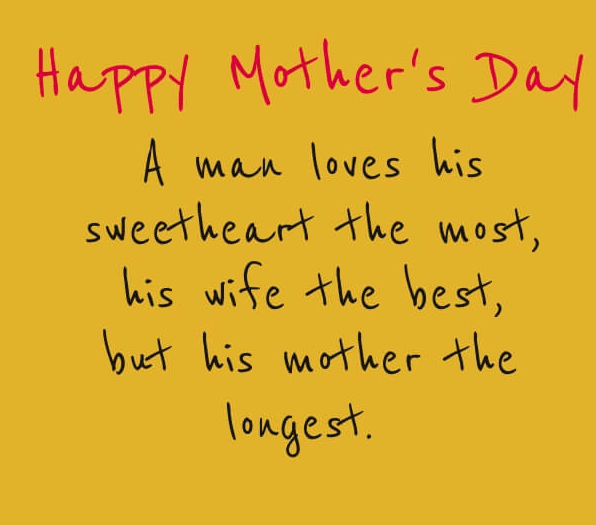 Mothers Day Quotes And Sayings From Daughter 2018
