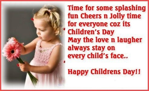 Sweet Quotes On Children's Day (7)