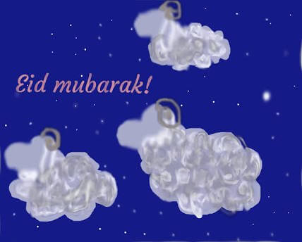 advance eid mubarak wishes in english