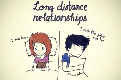 love message for him long distance