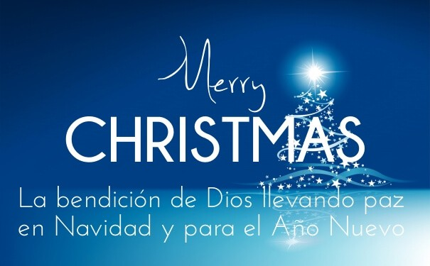 Christmas Eve in Spanish
