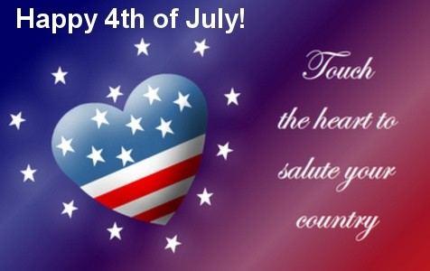 Fourth Of July Wishes