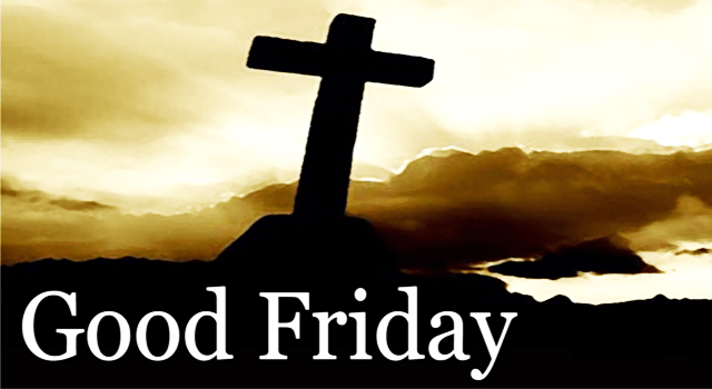 When Is Good Friday 2020