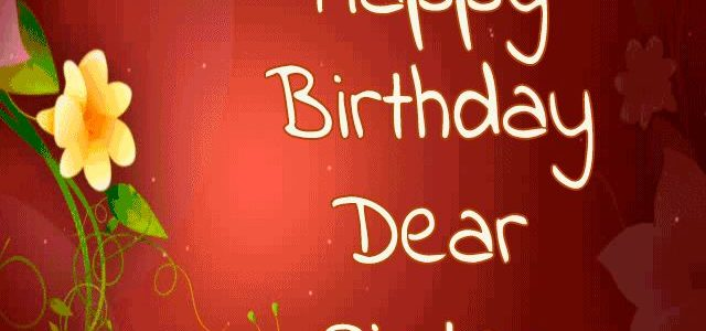 Pleasing Happy Birthday Quotes For My Sweet Sister Vereeke Personalised Birthday Cards Paralily Jamesorg
