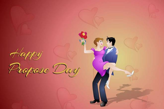 Happy Propose Day 2020 Pictures