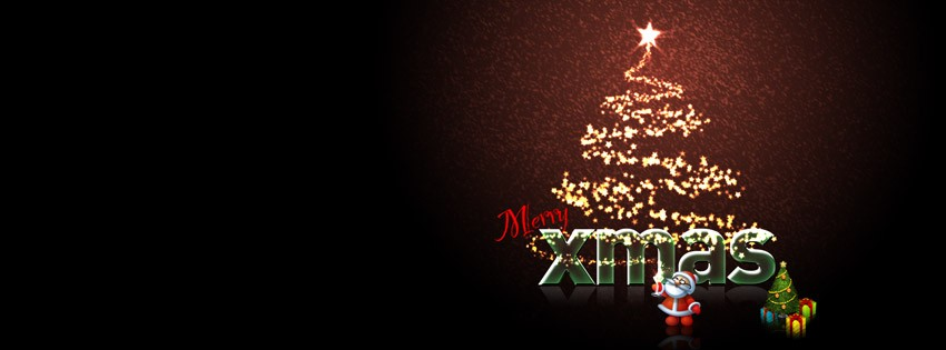 Funny Christmas images, wallpapers for Facebook