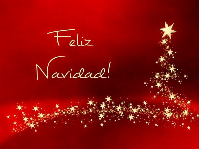 Merry Christmas Sms in Spanish