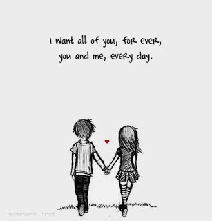 affection quotes for him