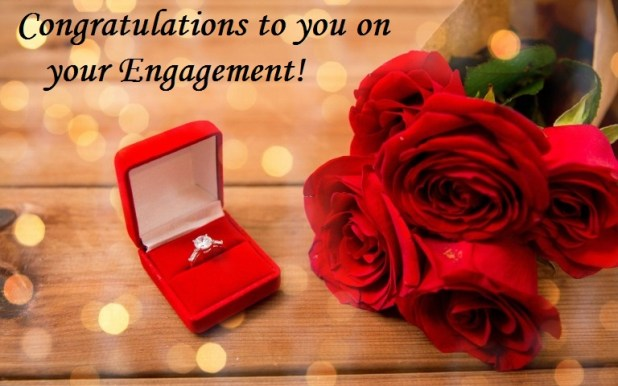 Engagement Wishes For Friends