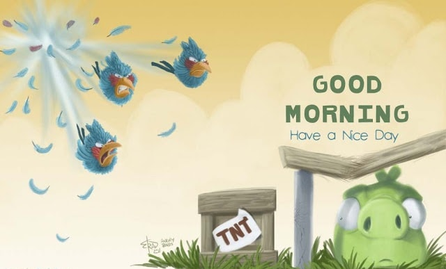 Cool Morning Status For Facebook
