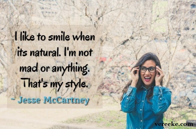 Inspirational Smile Quotes And Messages