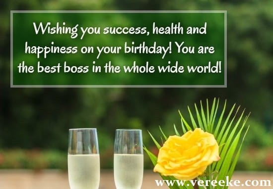 birthday wishes to sir