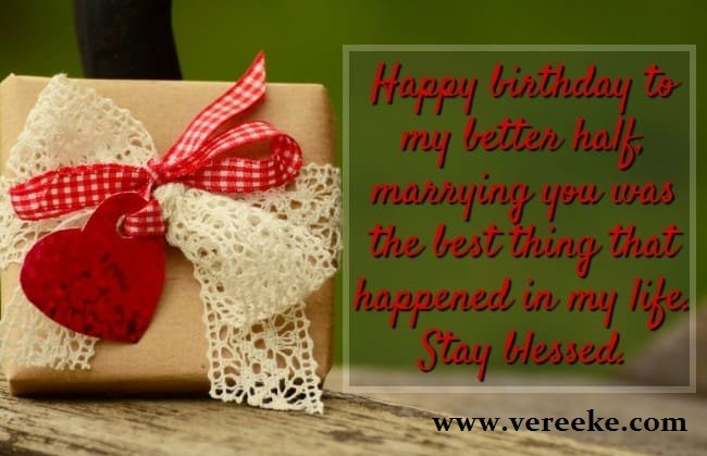 sincere birthday wishes for husband