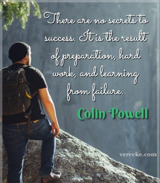 Famous Powerful Success Quotes