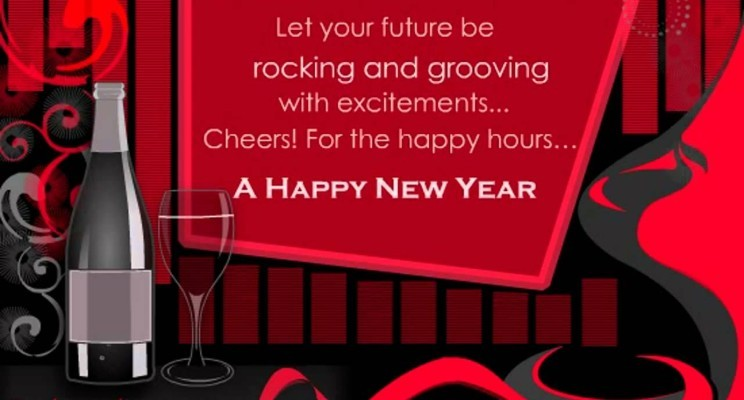 happy new year wishes sms messages