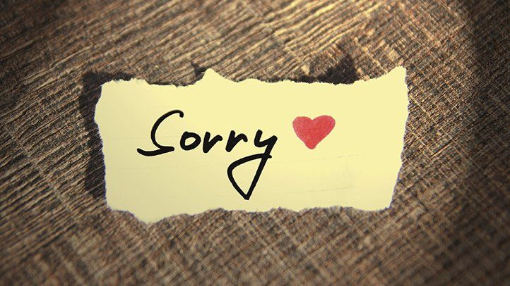 I Am Sorry Gif For Whatsapp & Facebook