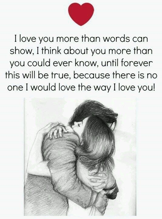 I Love You Quotes with Image
