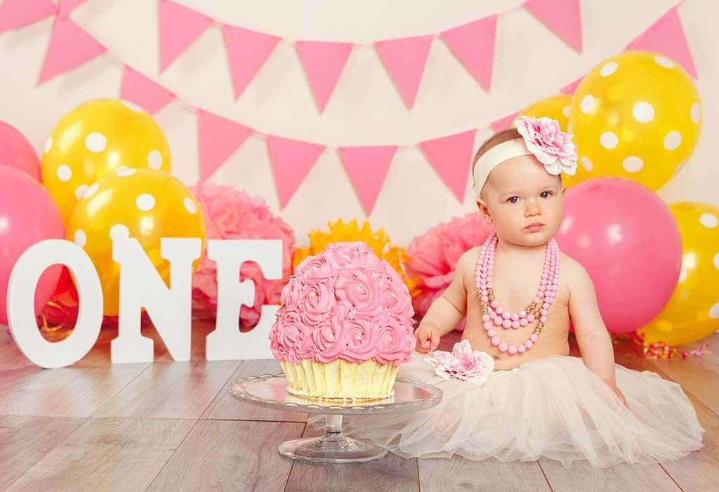 1st Year Birthday Party Ideas