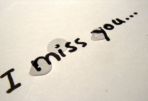 I messages you nice miss Thinking of