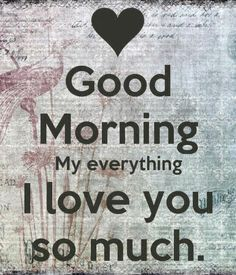 Good Morning Message for Him Long Distance