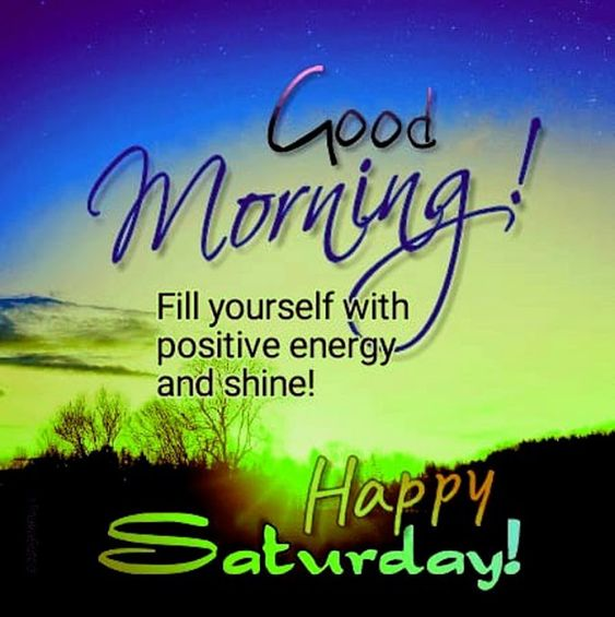 Good Morning Saturday Blessings Wishes and Images